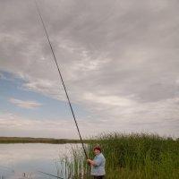 Рыбачка Галя. :: Лилия *