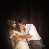 Море,пираты и любовь :: Елена Комарова