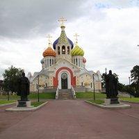 Собор в Переделкино :: Александр Володарский