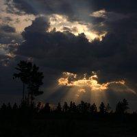 небо на Семипалатинском :: Свет Какоткина