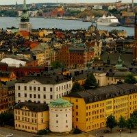 Стокгольм.Швеция :: Анастасия Громова