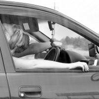 ...водители бывают разные... :: Ольга Нарышкова