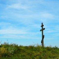 Крест :: Виктория Большагина