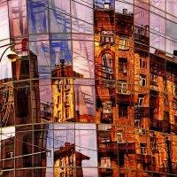 Городской сюрреализм... из серии ..Гуляя по Москве... :: Ира Егорова :)))