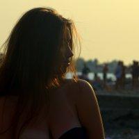 Улыбка солнцу.... :: ФотоЛюбка *