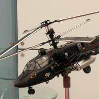 Модель вертолёта КА-52 :: Геннадий Храмцов