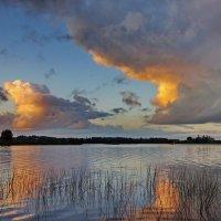 Вечерние облака :: Валерий Талашов
