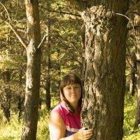 Разговор с природой :: Юлия Лукомец