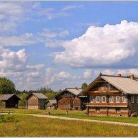 Облака над деревенькой. :: Vadim WadimS67