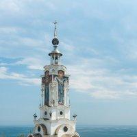 Храм-маяк Святого Николая :: Day3ty
