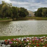 В Юсуповском саду :: Евгений Никифоров