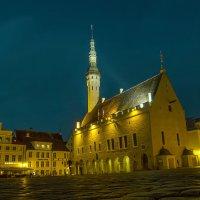 Ночь в Таллине :: leo yagonen