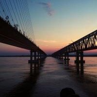 между двумя мостами :: Виктория Киреева