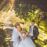 Осенняя свадьба :: Дарья Большакова