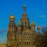 Храм Спаса на крови :: vladimir Bormotov