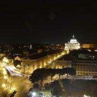 Рим ночью :: Мария Феникс