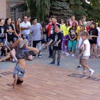 На фестивале молодёжных субкультур :: Владимир Болдырев