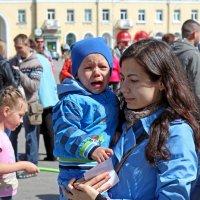 Северодвинск. Праздник мыльных пузырей (12) :: Владимир Шибинский