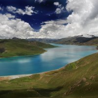 Holy Lake Yamdrok Tso :: Алексей