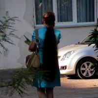 Расти, коса, до пояса... и ниже :: Елена Даньшина