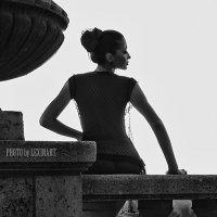 Девушка в профиль :: Sergey Lexin