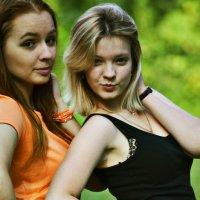 подруги 2 :: Victoria Pavlovskaya