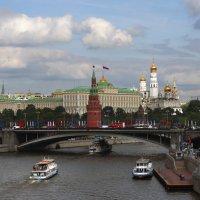 Моя Москва. :: lady-viola2014 -