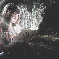 книга — первый шаг в разумный мир :: Инна Акимочкина