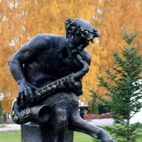 Осенний  блюз.... :: Валерия  Полещикова