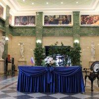 Дворец искусств :: Андрей Божьев