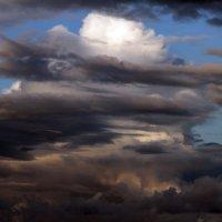 Вот такой закат намечается... :: Виктор Истомин