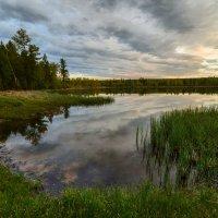 Тихим весенним вечером :: Сергей Брагин