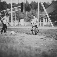 Лето в деревне. :: Елена Барбарич