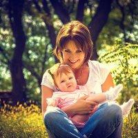 Я и дочка :: Наталья Zima