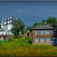 Из окна электрички! :: Владимир Шошин