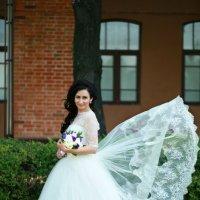 Свадьба Кристины и Паши, август 2014 :: Евгения