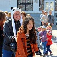 Северодвинск. Праздник мыльных пузырей (13) :: Владимир Шибинский
