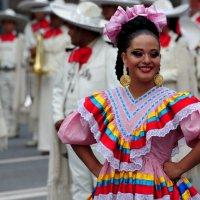 Мексиканская красотка :: Анатолий Нестеров