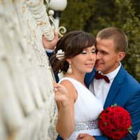 Свадебное фото Анастасии и Кирилла :: Мария Михайлова