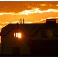 дом заходящего солнца :: герасим свистоплясов