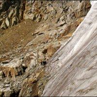Ледник Миссис-Тау. :: Ирина Нафаня