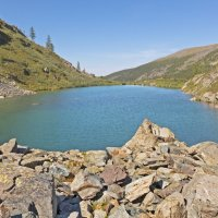 Каракольское озеро 2 :: Андрей