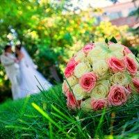 Свадебный букет! :: Светлана Шаповалова