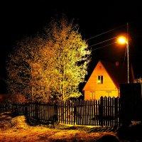...Золотой домик..... :: Ира Егорова :)))