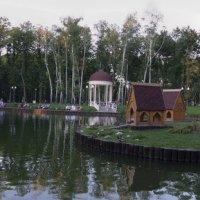 Панорама озера :: Игорь Чернишук