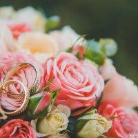 Божественный букет невесты от Юлианны :: Алена Шпинатова