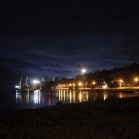 Таганрог, набережная, вид на порт :: Андрей Lyz