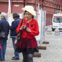 Наши гости. :: Екатерина Рябинина