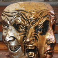 Лица маски-маски лица :: Таня Фиалка