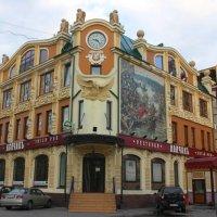 ресторан Колчак :: Savayr